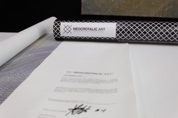 NeoCrotalic Canvas Packing Tube 12