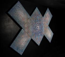 """BIG BANG"" NeoCrotalic Mexican Artwork"