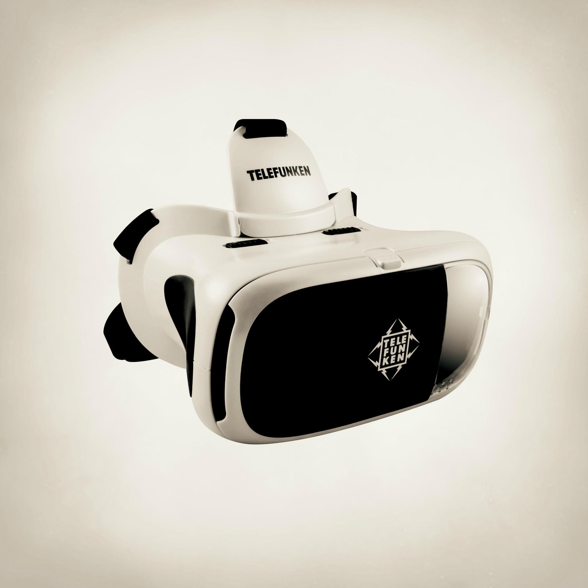 Lentes VR Telefunken TLF-VRG4 6