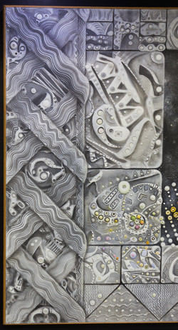 ADN y  ARN NeoCrotalic Original Artwork