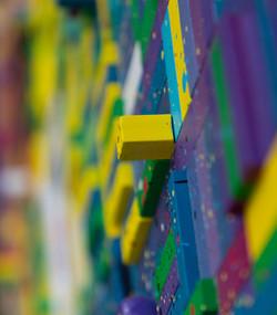 """""""LA TRIADA"""" (The triad) NeoCrotalic Mexican Artwork"""