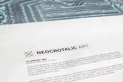 """""""EL ACERTIJO"""" NeoCrotalic Serialized Giclée by Javier Lopez Pastrana"""