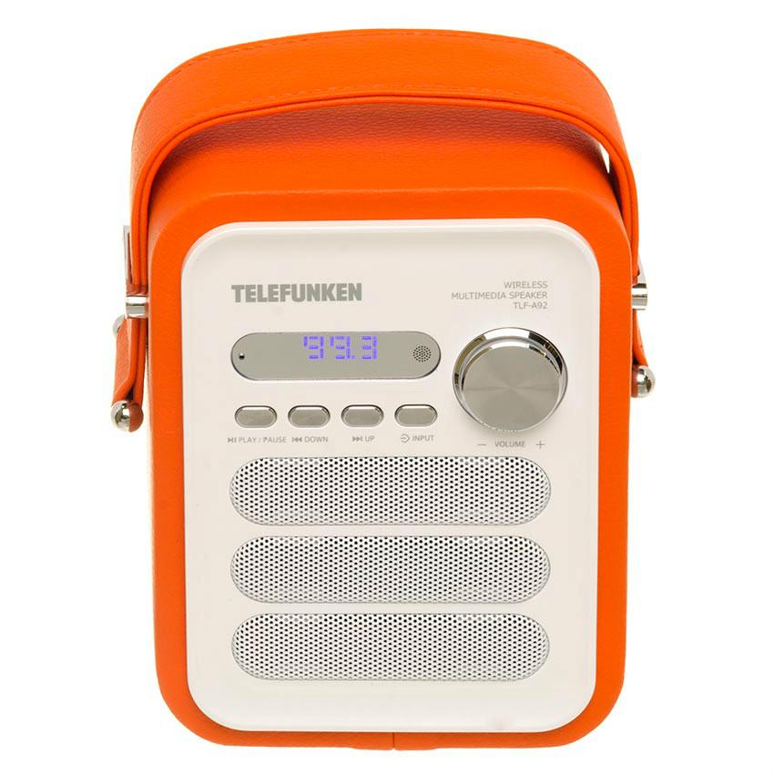 Bocina Bluetooth Recargable TLF-A92