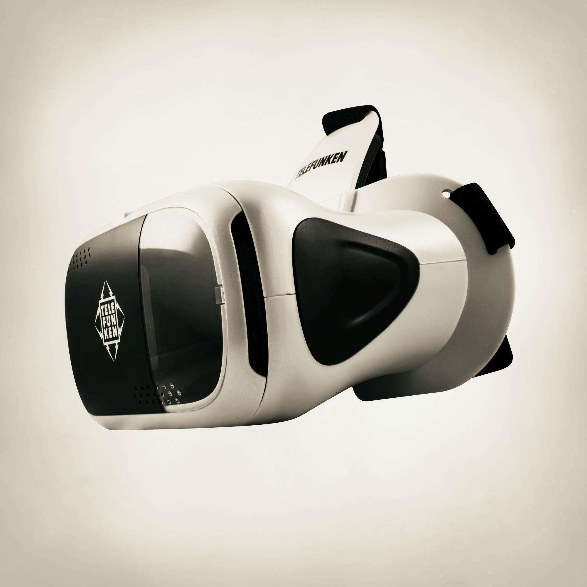 Lentes VR Telefunken TLF-VRG4 3