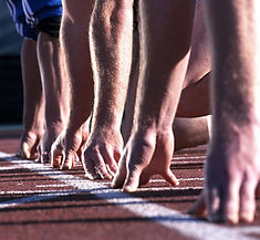 Image of runners for sports medicine