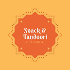 Snack Tandoori De L'etoile Logo by Loval
