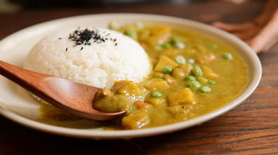 Curry Poulet