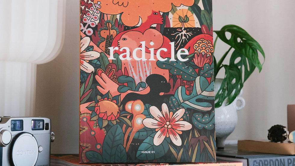 Radicle Magazine, Issue 01
