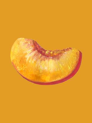 Peach Meditation