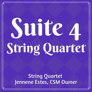 Suite 4 Quartet
