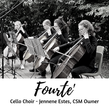 Fourte - Cello Choir