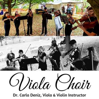 CSM Viola Choir