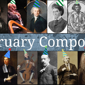 This February, Fall In Love With Some New Composers!