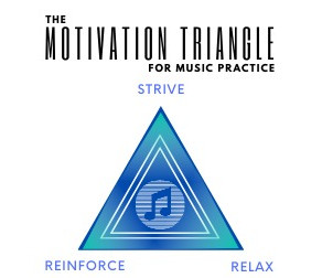 The Motivation Triangle: Three Practice Targets to Keep You Going