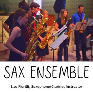 CSM Sax Ensemble