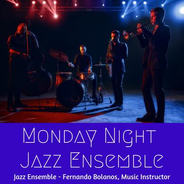 CSM Monday Night Jazz Ensemble