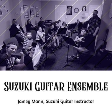 CSM Suzuki Guitar Ensemble