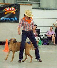Dances With Dogs Competiton