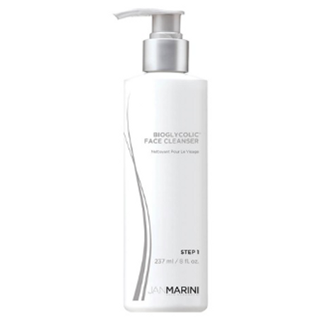 Jan Marini Bioglycolic Face Cleanser (8 OZ.)