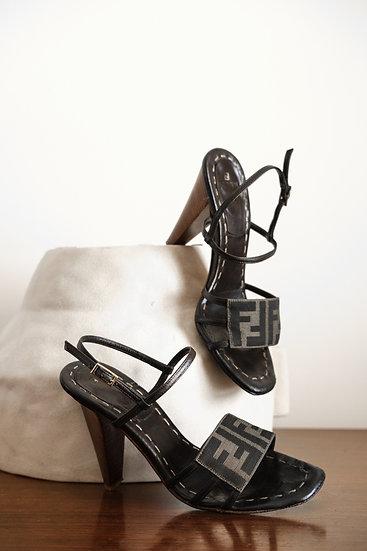 FENDI FF Sandals