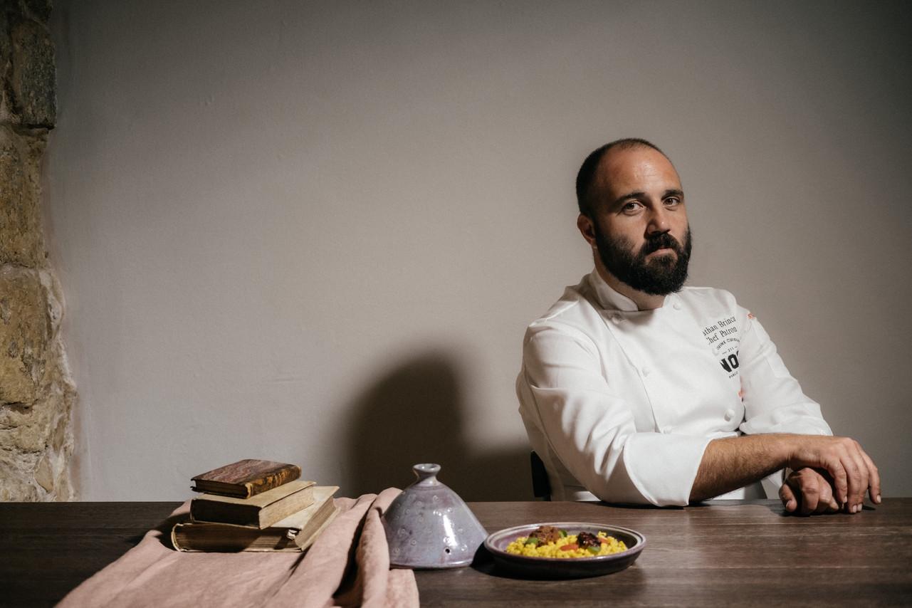 NONI Chef - Jonathan Brincat