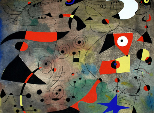 Picasso & Miro at The Grandmaster's Palace