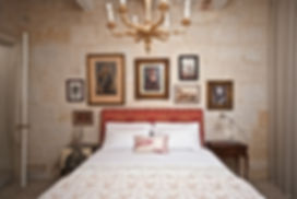 Valletta Suites -Maison La Vallette, bed