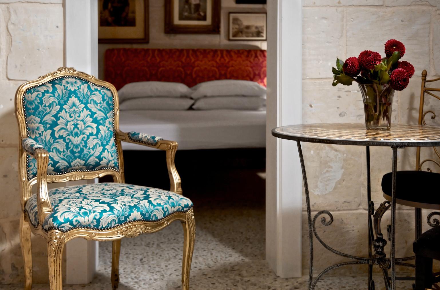 Valletta Suites -Maison La Vallette, liv