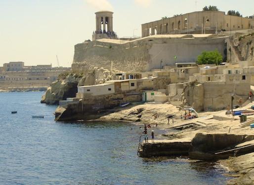 Lazy Days of Summer in Valletta