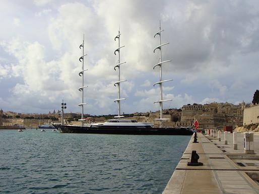 The Maltese Falcon in Malta