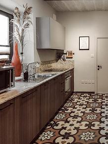 Valletta Suites - Corso Cotoner Kitchen.