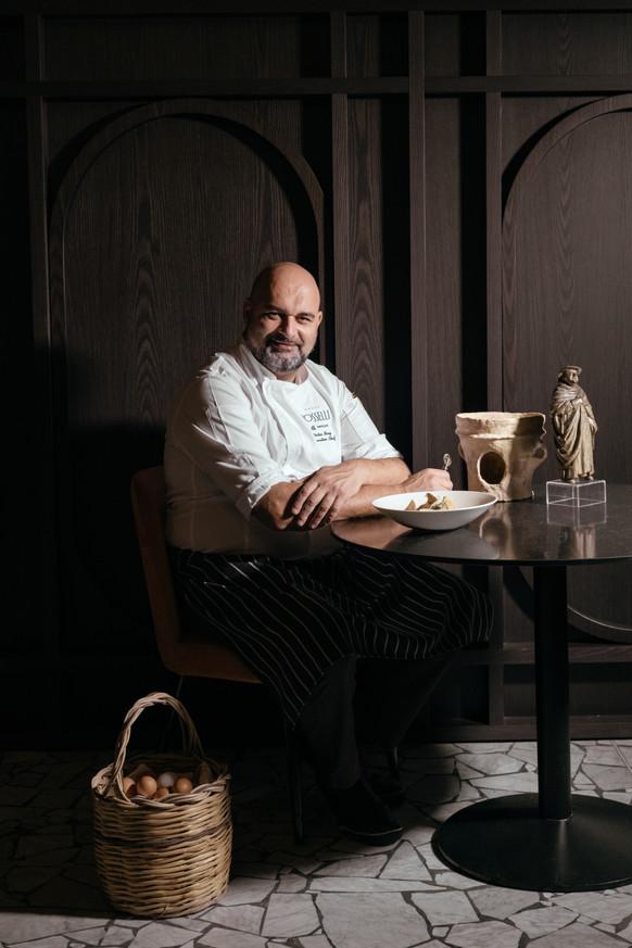 Undergrain Chef - Victor