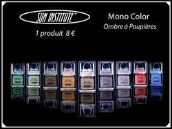 Ombre à Paupières Mono color