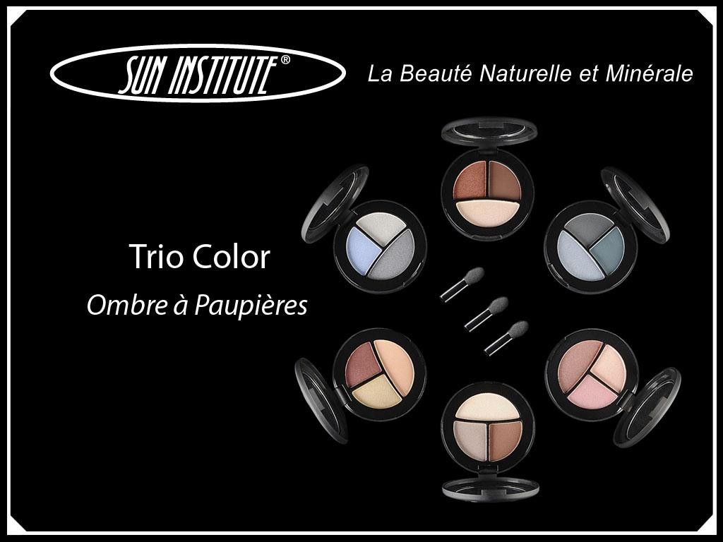 Ombre à Paupières Trio Color