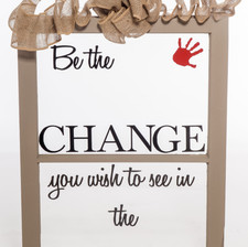 Be the Change by Falcon Children's Home.