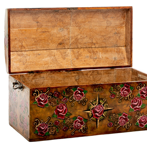 #02 Gypsy Wanderer_s Trunk by Tams Higgi