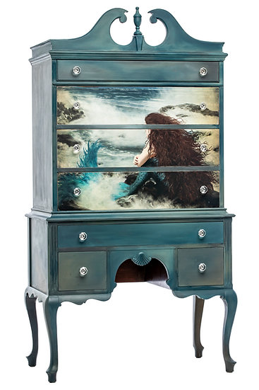 #22 - Sea Maven by Jennifer Roper