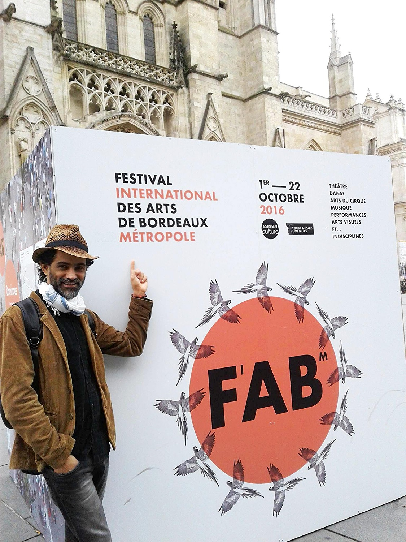Festival des Arts de Bordeaux 2016