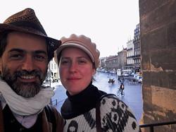 Com Luisa Aguilar, Bordeaux 2016