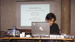 Conférence - Gestuelle for ensemble
