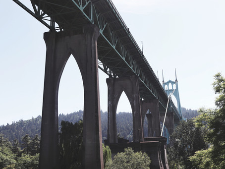 Adventures \\ Cathedral Park