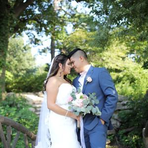 Weddings \\ Cristal & Juan