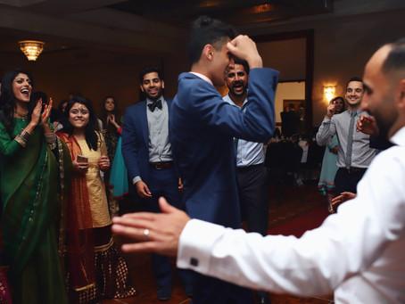 5 Things I Love  About DJ'ing Weddings