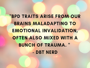 My Guest Post with Talking About BPD