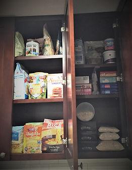 upper cabinet food storage.JPG