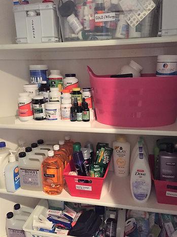 medicine closet