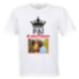 Camisa Personalizada Pai de Princesa.png