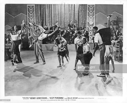 Whitey's Lindy Hoppers in Keep Punching (1939)