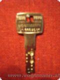 Schlüssel Profil DOM IX6