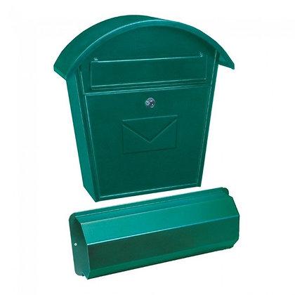 Rottner Briefkasten Aosta Set grün